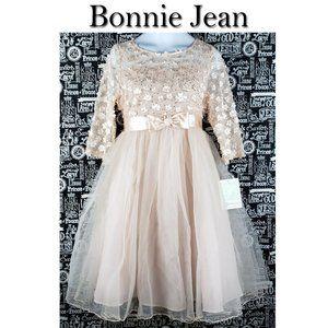 Bonnie Jean Dress Size 12 NWT